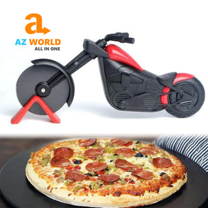Motorcycle Pizza Cutter - M
