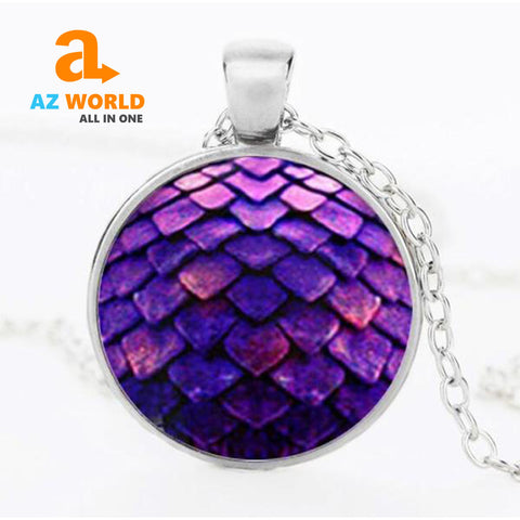 Dragon Scales Necklace - M