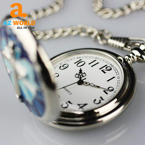Image of Silver Cross Watch - M