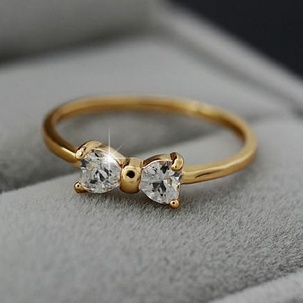 Austria Crystal Rings - TU