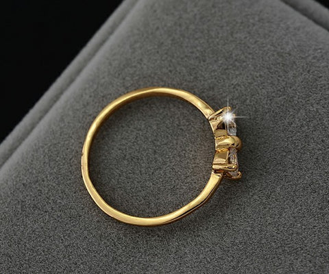 Image of Austria Crystal Rings - TU