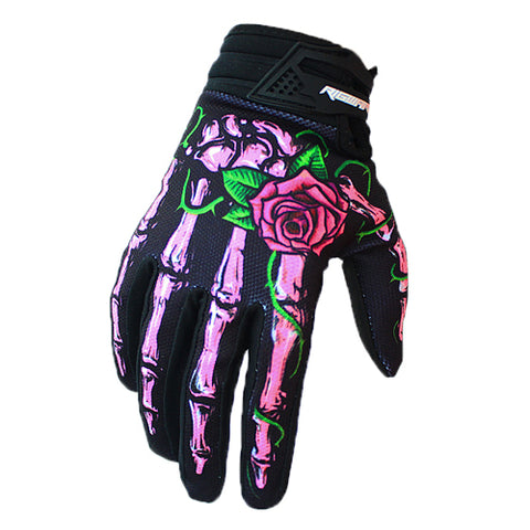 Image of Motorcycle Gloves 01