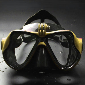 Underwater Camera Diving Mask Scuba Snorkel Swimming - T