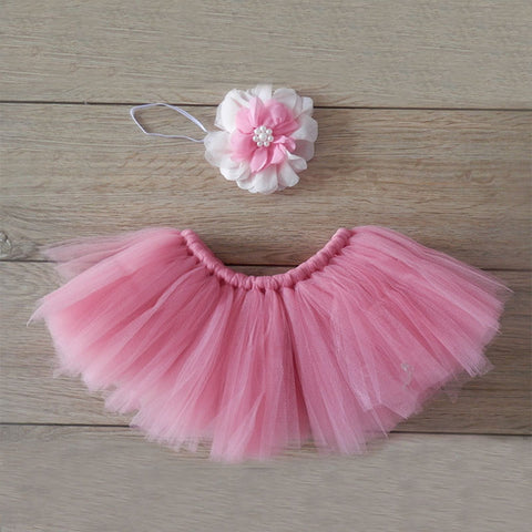 Image of Angel Baby Clothes Skirt Set - M2