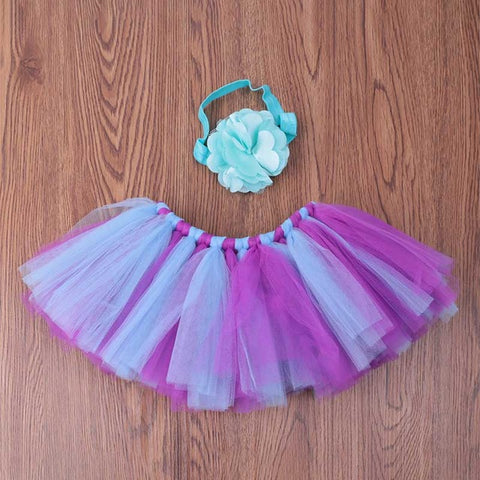 Angel Baby Clothes Skirt Set - M2