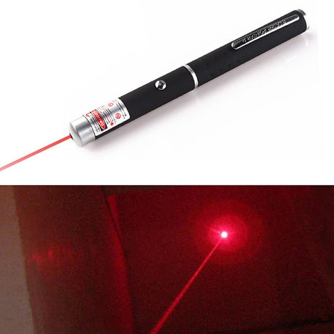 Powerful Red/Purple 2 Colors Laser Pointer Pen - T