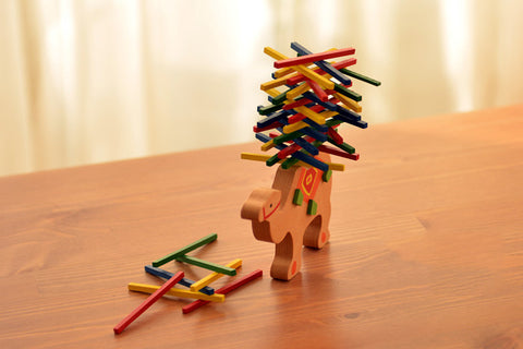 Image of Colorful Balancing Baby Toy - TU