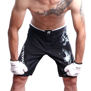MMA Shorts Kick Boxing Muay Thai Shorts Trunks