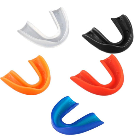 Image of Adult Mouthguard Mouth Guard Oral Teeth Protect For Boxing - T
