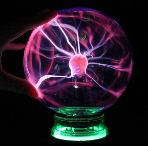 Magic PLASMA BALL RETRO - K