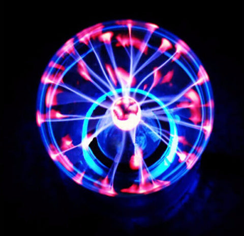 Image of Magic PLASMA BALL RETRO - K