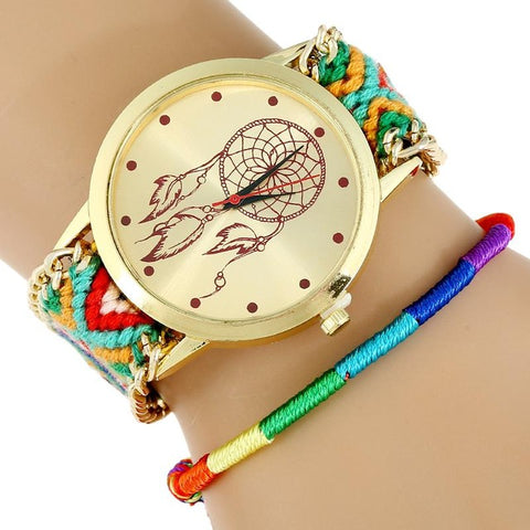 Image of Hippie Native American  Watch - TR