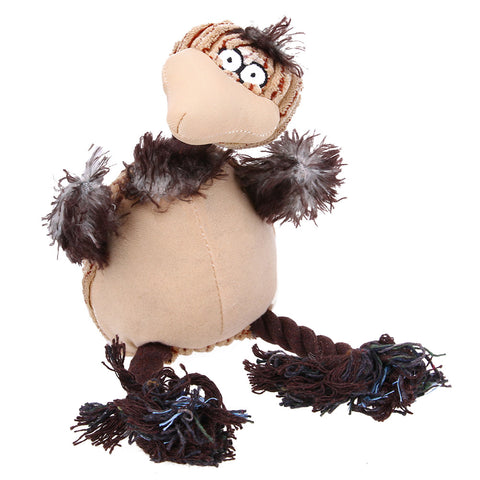 Image of Pet Toys Puppy Chew Plush - S