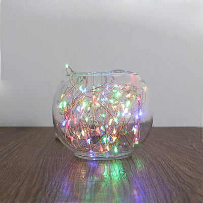 5M 50 LED Battery Operated LED String Lights - T