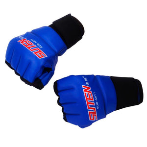 Punching Bag Mitts Sparring Boxing Gloves - T