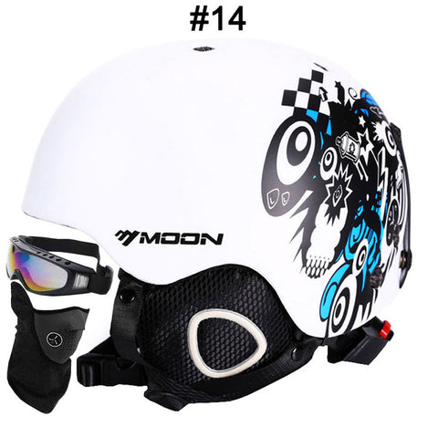 Image of High Quality Skiing Helmet - TU