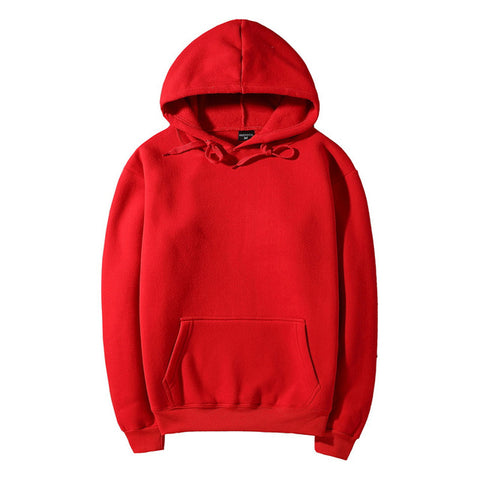 10 Color Basic Cotton Hooded - K