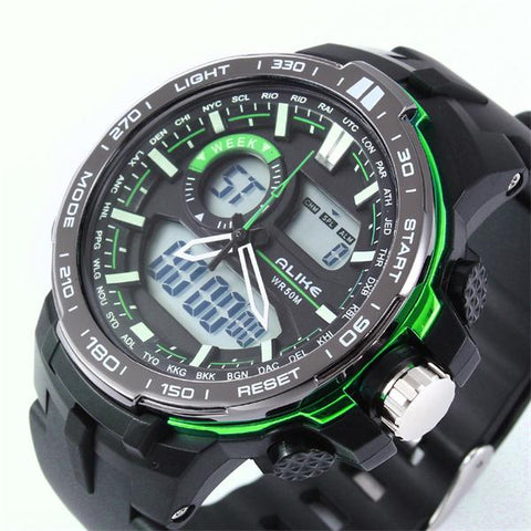 Image of 2017 New Digital Quartz Watch - TU