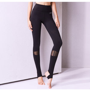 Mesh Fitness Yoga Sports New Leggings