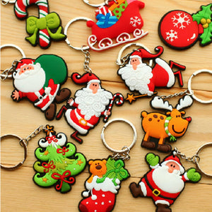 1/Pc Silicone Sticker For Christmas - T