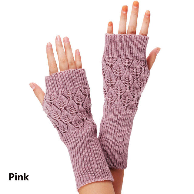 1 Pair Fashion Warm Gloves -T