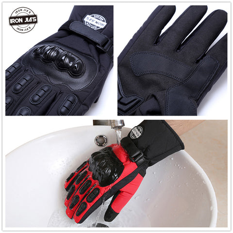 Image of Motorcycle Gloves 02