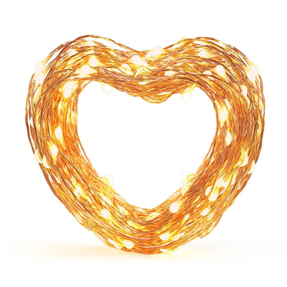 9 Colors Led String Lights -T