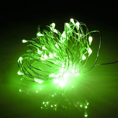Image of 9 Colors Led String Lights -T