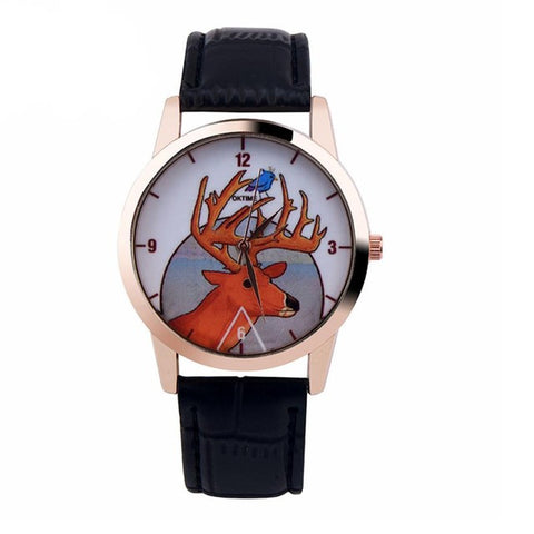 Image of The Deer Watches 02 - K