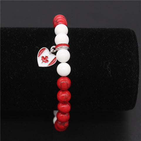 Canada National Flags Bracelet - TU