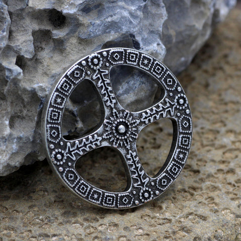 jewelry, wheel, cross, viking, celtic, M3, pendants, necklaces