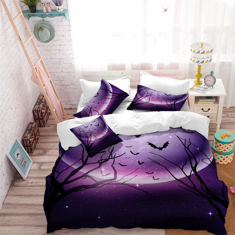 Image of Halloween Bedding Sets - M2