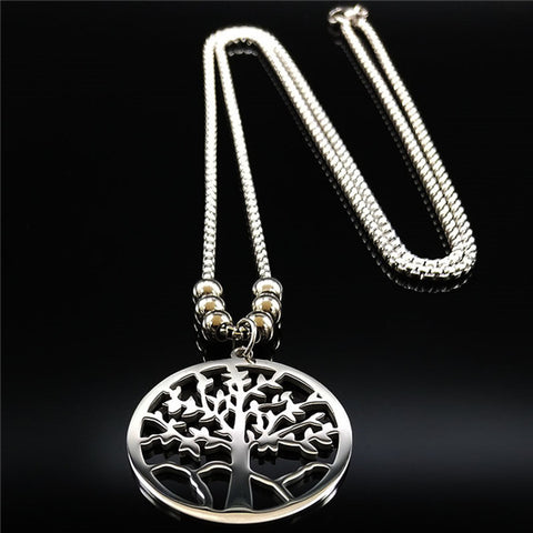 Image of IRELAND Celtic Tree of Life Necklace - Y7