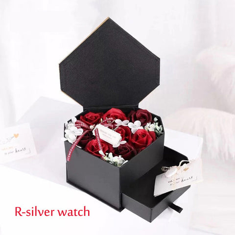 4pcs Heart-shaped Gift Box - Valentine Special Collection
