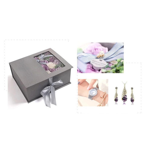 4Pcs Gift Set For Women - Valentine Special Collection