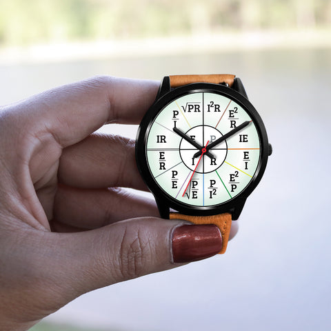 Image of AZWorld-OhmsLawDC™ Watches