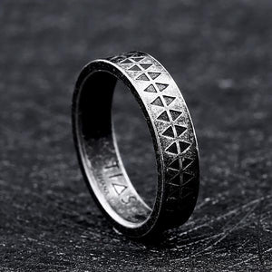 Simple Ring Viking Style - S