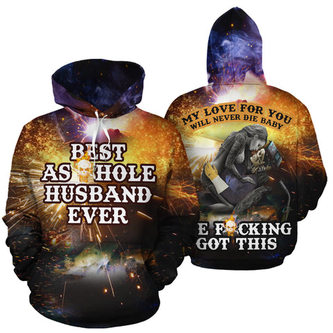 Best Welder Couple Hoodies - Y7