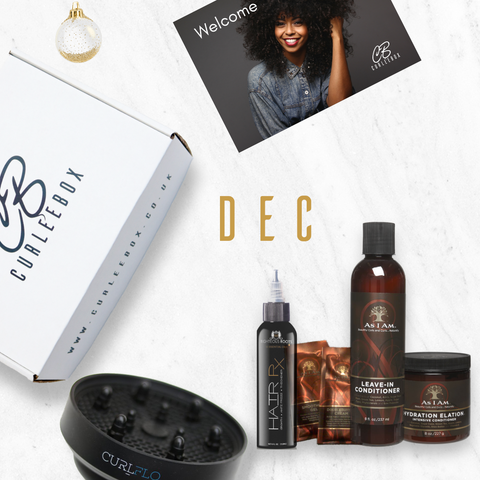 December Curlee Box