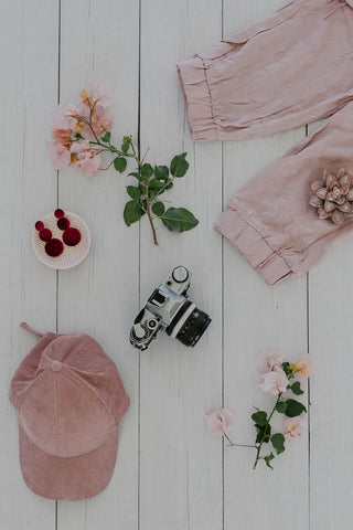 'Pink Tourmaline' Styling Board