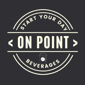 On Point Beverages Logo