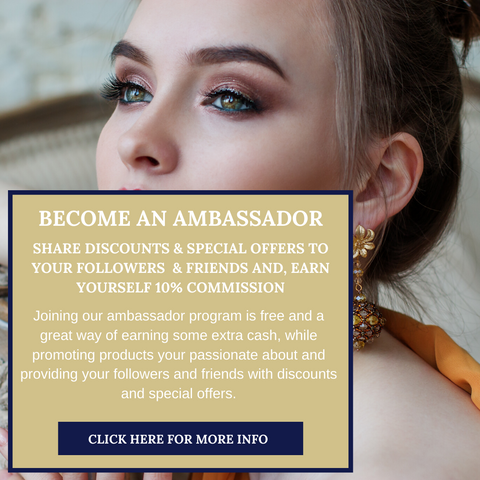 Wear Your Mantra Designs - Brand Ambassador Sign Up Page