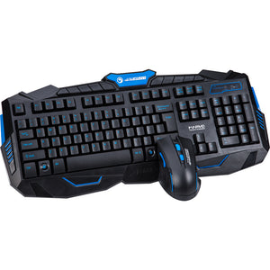 Kit wireless tastatura si mouse Marvo KW500 | Matiado.ro