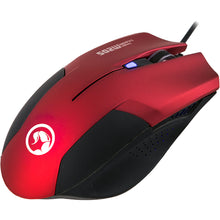 Mouse Marvo M205 red | Matiado.ro