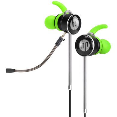 Casti in-ear HP DHE-7004 green | Matiado.ro