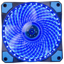 Ventilator 120 mm Marvo FN-11 blue LED