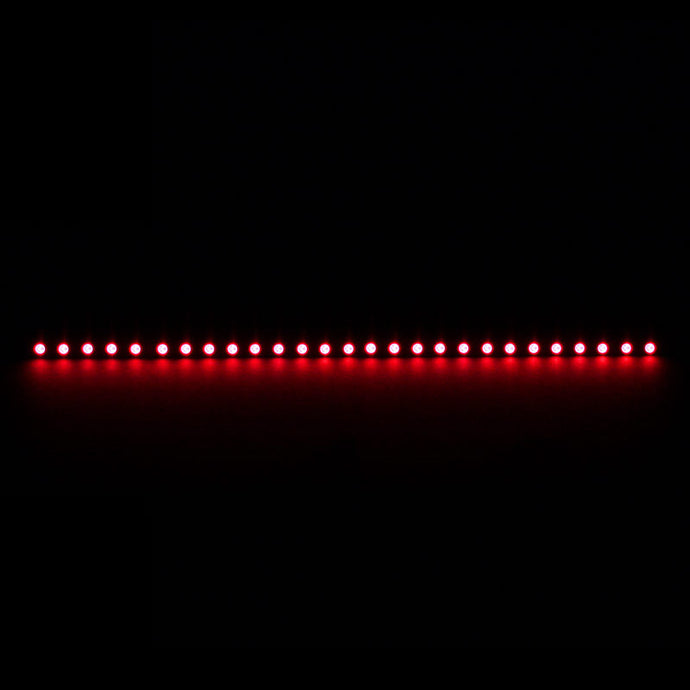 Bara cu LED-uri Nanoxia Rigid LED 30 cm (red) | Matiado.ro