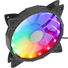Ventilator 120 mm Genesis Hydrion 130 Rainbow LED