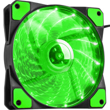 Ventilator 120 mm Genesis Hydrion 120 green LED