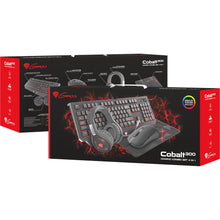Gaming combo 4-in-1 Genesis Cobalt 300